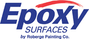 Epoxy Surfaces by Roberge Painting Co., Epoxy Flooring and more