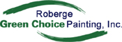 Roberge Painting Green Choice, Environmentally Friendly Painting, Environmentally Responsible Painting