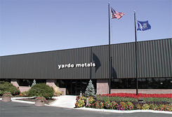 Yarde Metals Corporate Offices