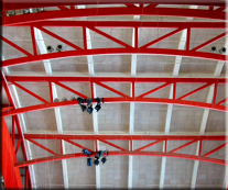 Industrial Ceiling: Commercial Painting Contractor: Painter CT