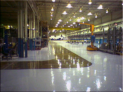 Services Epoxy Flooring And Wall Covering Roberge